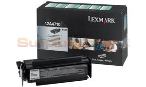 LEXMARK X422 TONER CARTRIDGE BLACK RP (12A4710)