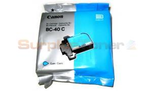 CANON BC-40 INK JET CTG CYAN (F45-0491-550)