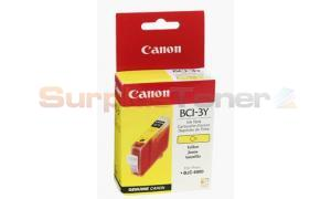 CANON BCI-3Y INK TANK YELLOW (F47-2201-400)
