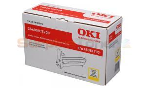 OKIDATA C5600/C5700 DRUM YELLOW (43381705)
