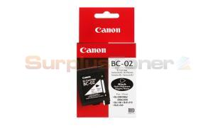CANON BC-02 INK CARTRIDGE BLACK (F45-0241-300)