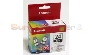 CANON BCI-24 INK BLACK (6881A009)