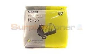 CANON BC-40 INK JET CTG YELLOW (F45-0511-550)