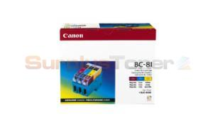CANON BC-81 PRINTHEAD 3-COLOR (0935A002)