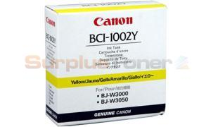 CANON BCI-1002Y INK TANK YELLOW (5837A001)