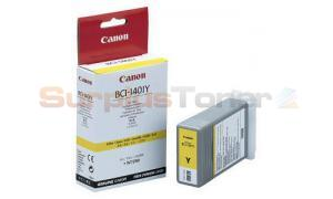 CANON BCI-1401Y INK TANK YELLOW 130ML (7571A001)
