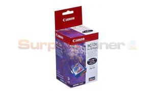 CANON BC-12E PHOTO INK CARTRIDGE (CMYK) (0908A002)