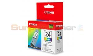 CANON BCI-24 INK CARTRIDGE COLOR (6882A004)