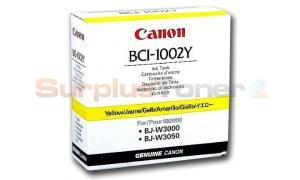 CANON BJ-W3000 BCI-1002Y INK TANK YELLOW (5837A003)