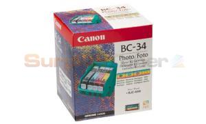 CANON BJC-3000 BC-34 INK PHOTO (F45-1511-300)