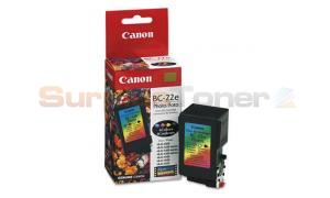 CANON BJC-4200 BC-22E PHOTO INK CARTRIDGE 4 COLOUR (0902A002)