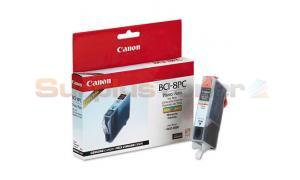 CANON BJC-8500 BCI-8PC INK CARTRIDGE PHOTO CYAN (F47-1831-000)