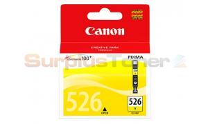 CANON CLI-526Y INK CARTRIDGE YELLOW (4543B001)