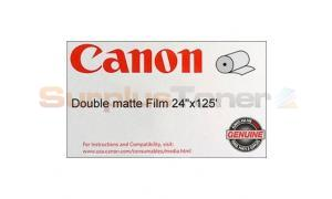 CANON DOUBLE MATTE FILM 24IN X 125FT 160GSM (0834V799)