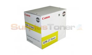 CANON GPR-27 TONER YELLOW (9642A008)