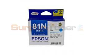 EPSON STYLUS PHOTO R290 INK CTG CYAN HY (C13T111292)