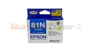 EPSON STYLUS PHOTO R290 INK CTG YELLOW HY (C13T111492)