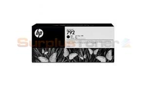 HP DESIGNJET 792 LATEX INK CARTRIDGE BLACK (CN705A)