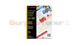 CANON LC-101 PAPER INKJET LETTER SIZE (200/BX) (F51-1181-200)
