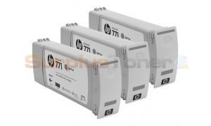 HP NO 771 DESIGNJET INK CTG LIGHT GRAY (CR257A)