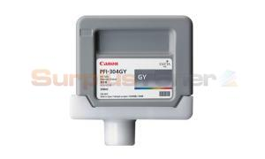 CANON PFI-304GY INK TANK GRAY 330ML (3858B005)