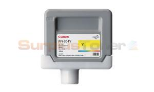 CANON PFI-304Y INK YELLOW 330ML (3852B001)