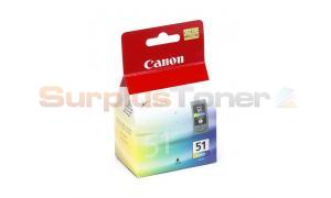 CANON CL-51 INK CARTRIDGE COLOR (0618B003)