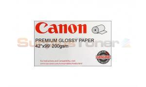 CANON PREMIUM GLOSSY PAPER 42IN X 99FT 200GSM (2943B002)