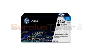 HP NO 645A CLJ-5500 TONER CART BLACK (C9730A)