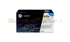 HP NO 645A CLJ-5500 TONER CART YELLOW (C9732A)
