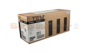 INFOPRINT COLOR 1354 RP TONER CART BLACK 6K (75P4051)