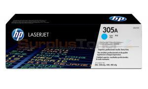 HP 305A PRINT CARTRIDGE CYAN (CE411A)
