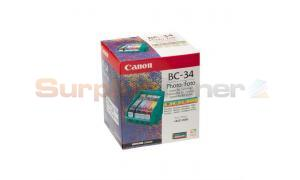 CANON BC-34 INK JET CARTRIDGE PHOTO COLOR (F45-1511-400)