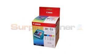 CANON BC-33 INK CTG BLACK/COLOR (F45-1491-300)