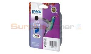 EPSON STYLUS PHOTO R265 INK CARTRIDGE BLACK (C13T08014030)