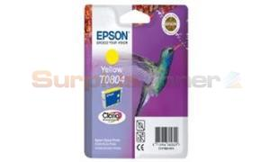 EPSON STYLUS PHOTO RX560 INK CARTRIDGE YELLOW (C13T08044030)