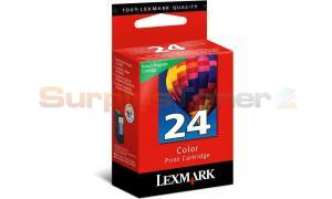 LEXMARK 24 INK CARTRIDGE COLOR RP (18C1524A)
