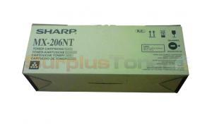SHARP MX-M200D TONER CARTRIDGE BLACK (MX-206NT)