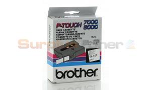BROTHER TX TAPE BLACK ON WHITE 24 MM X 8 M (TX-251)