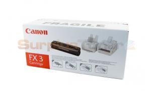 CANON FX-3 TONER CARTRIDGE BLACK (H11-6381-900)