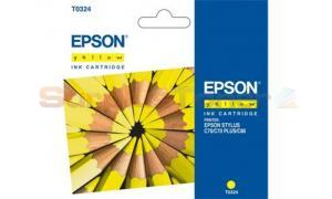 EPSON STYLUS C80 INK YELLOW (T032440)