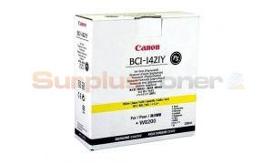 CANON BCI-1421Y W8200 INK TANK YELLOW 330ML (8370A001)