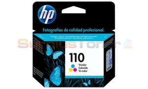 HP 110 INK CARTRIDGE TRI-COLOR (CB304AL)