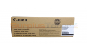 CANON GPR-20/21 DRUM BLACK (0258B001)