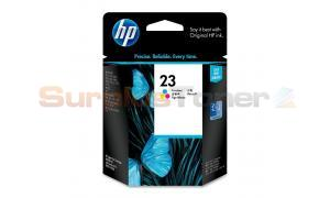 HP 23 DESKJET 710 810 INK CARTRIDGE TRI-COLOR (C1823DL)