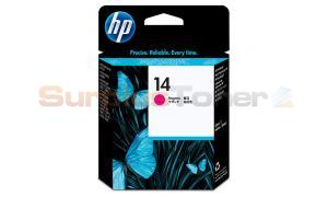 HP NO 14 PRINTHEAD MAGENTA (C4922A)