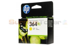 HP 364XL PHOTOSMART INK CARTRIDGE YELLOW (CB325EE)