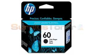 HP 60 INK CARTRIDGE BLACK (CC640WL)