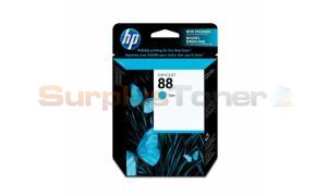 HP 88 OFFICEJET INK CARTRIDGE CYAN (C9386AL)
