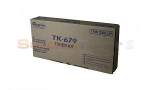 COPYSTAR CS300I BLACK TONER KIT (TK-679)
